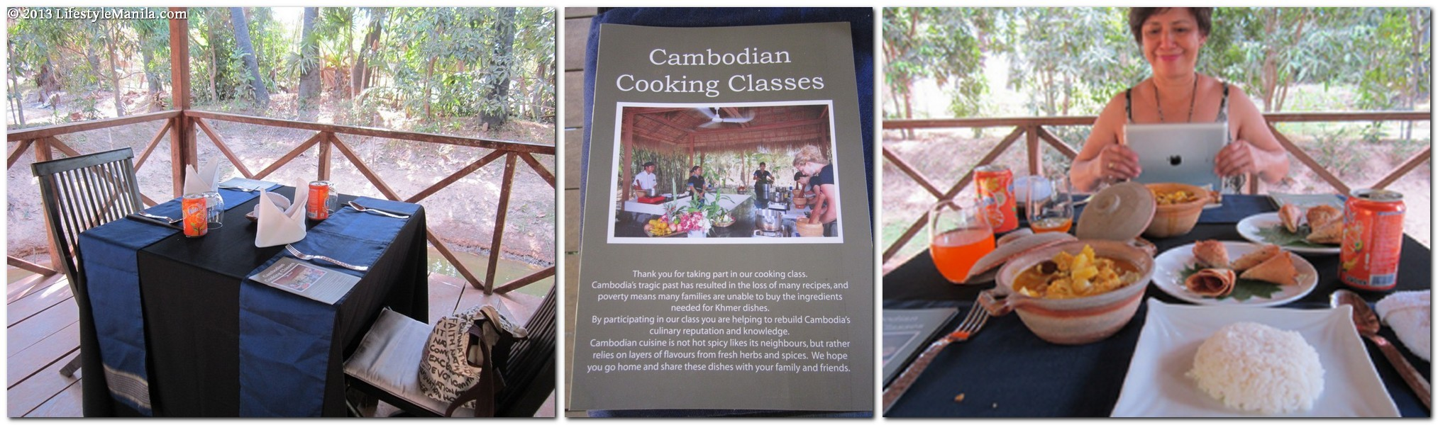 Cambodian Cooking Class