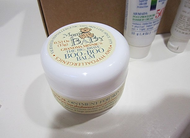 VMV Hypoallergenics Grandma Minnies The Big Brave Boo-Boo Balm