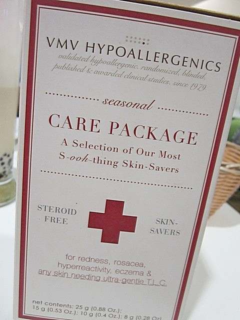VMV Hypoallergenics Seasonal Care package