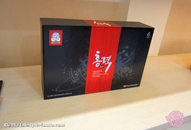 Cheong-Kwan-Jang Red Ginseng for Men