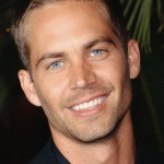 paul walker smiling handsomely
