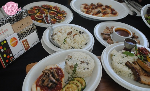 Cibo Dishes Live Healthy at Eastwood City Wellness Campaign
