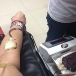 Donating Blood to the Philippine Red Cross