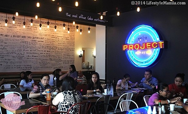 Project Pie Shaw Mandaluyong Interior