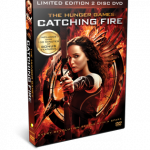 Hunger Games: Catching Fire DVD and Blu-ray Now Available