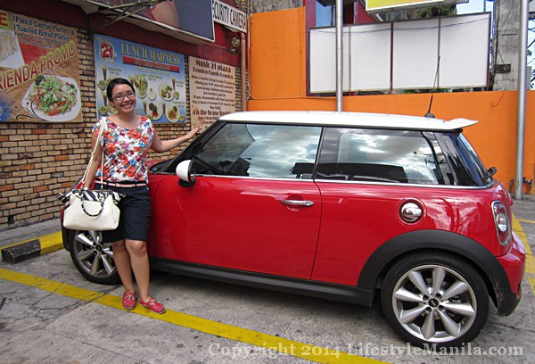 Mini Cooper Dream Car