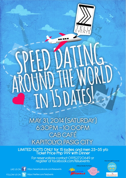 Speed dating manila 2019