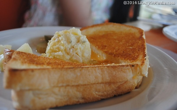 Egg Sandwich Pancake House
