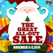 The Great All Out Sale Metrotent Ortigas November 2014