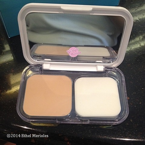 White Super Fresh Powder Foundation Out by February 2015