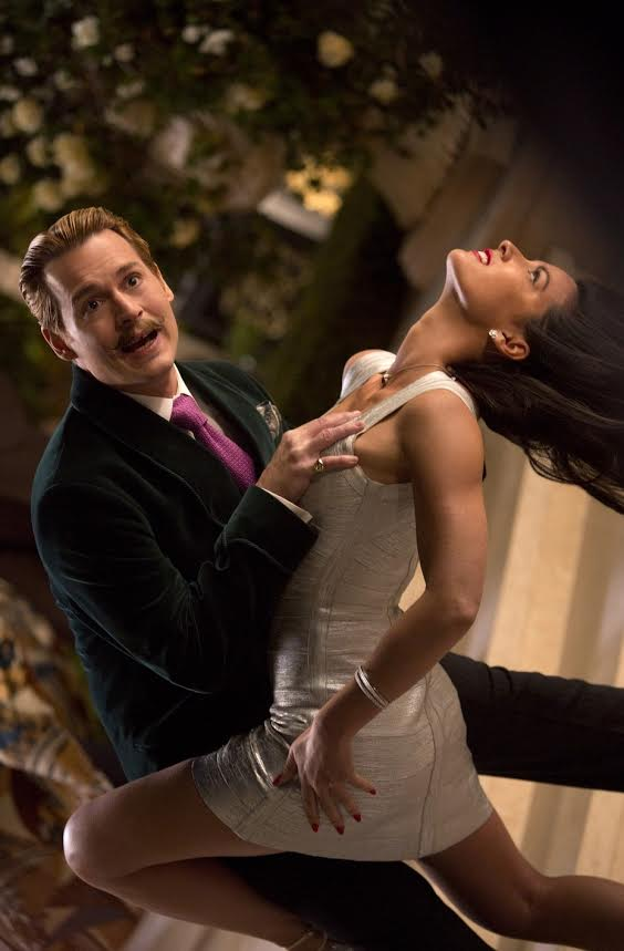 Mortdecai to hit theaters on January 22! [Trailer]