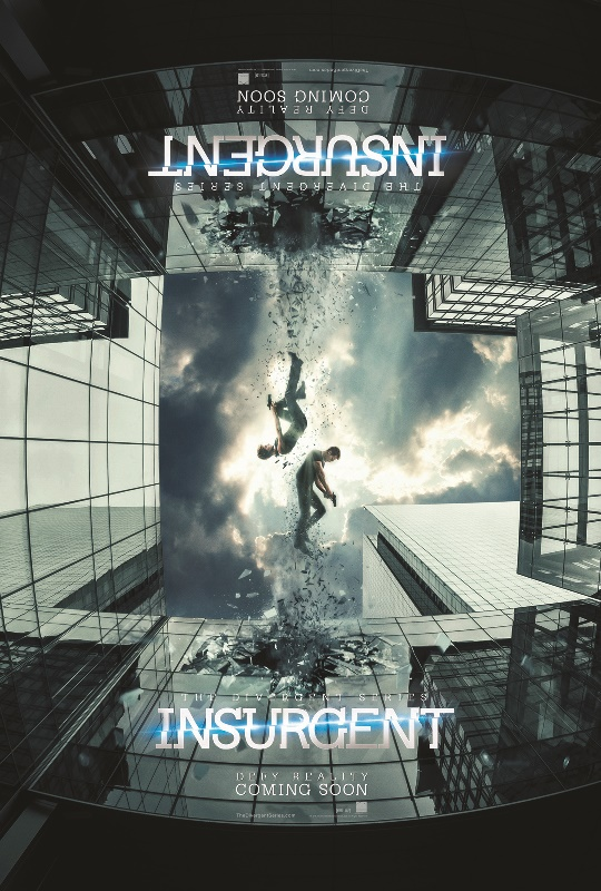 Insurgent Hits Theaters in March!