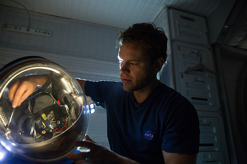 More Matt Damon in The Martian's Second Trailer!