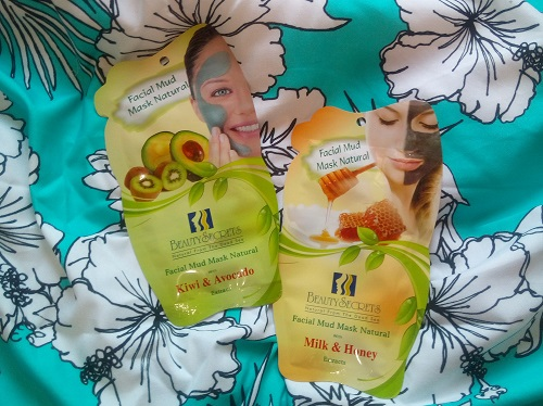 Jordan's Beauty Secrets Facial Mud Mask