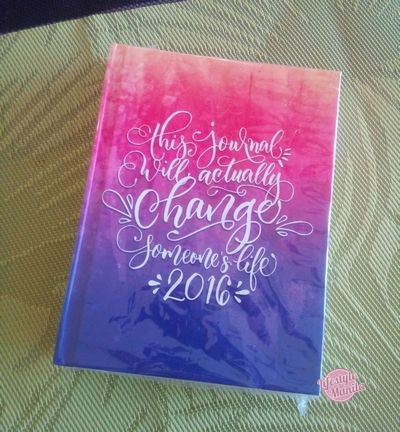This Journal Will Actually Change Someones Life 2016 Planner