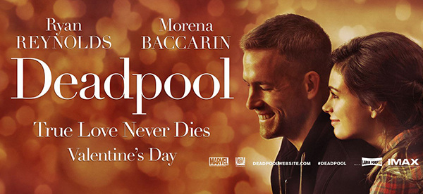 Deadpool Spoof Valentines Day