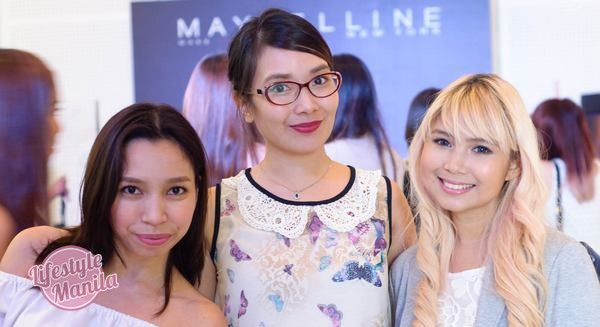 Maybelline Make It Happen Bloggers