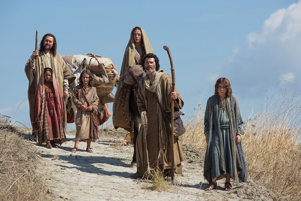 The Young Messiah Scene