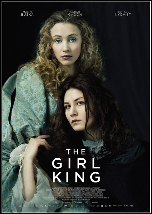 The Girl King Philippines movie poster