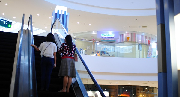 Whipped on 3F Fairview Terraces