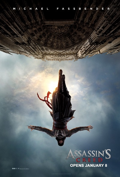 Assassins Creed 2016 Poster