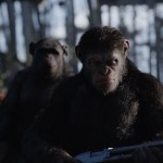 Andy Serkis as Caesar in WAR FOR THE PLANET OF THE APES 2017