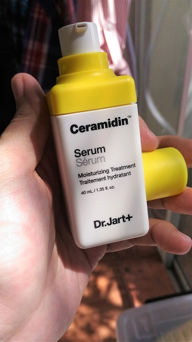 New Dr Jart Ceramidin Serum
