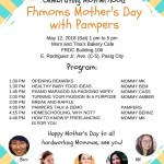 FHMOMS Pampers Mothers Day