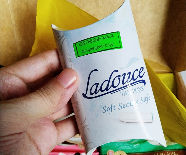 Ladouce Tampons