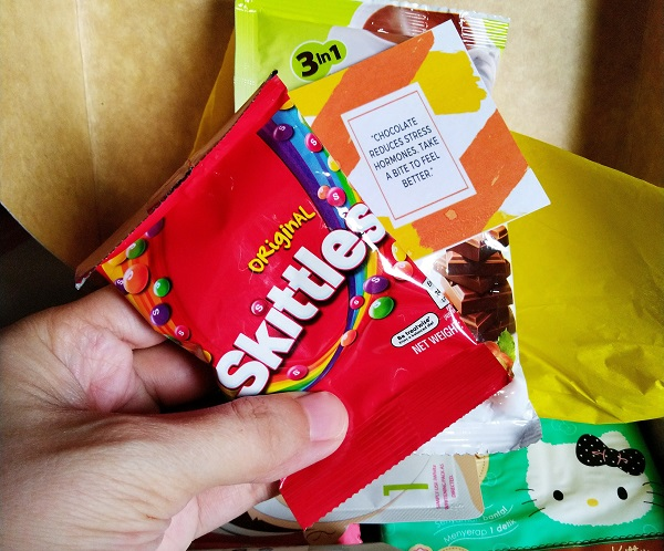 Skittles Koko Chocolate