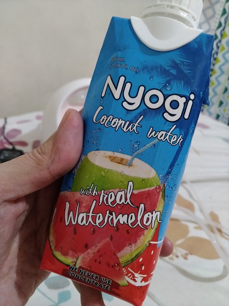 Nyogi coconut watermelon