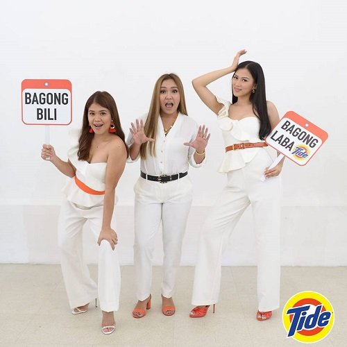 Mommy Bloggers for Tide