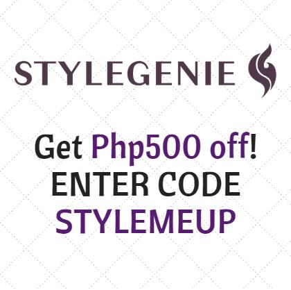 StyleGenie Rewards Promo